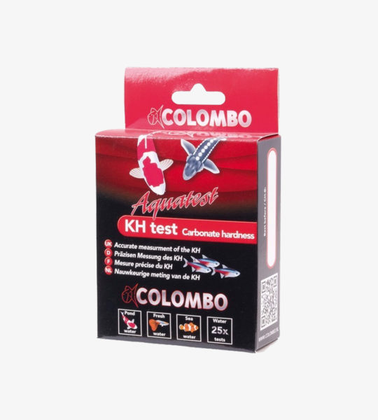 Colombo KH Testset