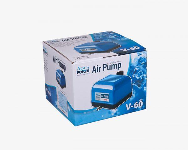 aquaforte hi-flow v60 luchtpomp