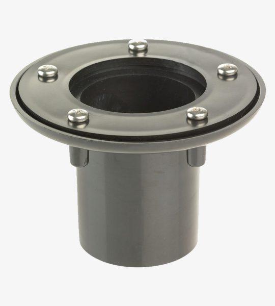 AUGA vijververlichting wanddoorvoer type WD 50, Ø 50 mm