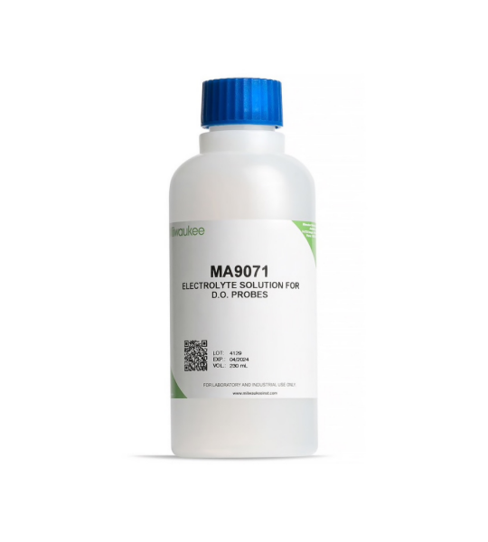 Milwaukee MA9071 zuurstof elektrolyse oplossing